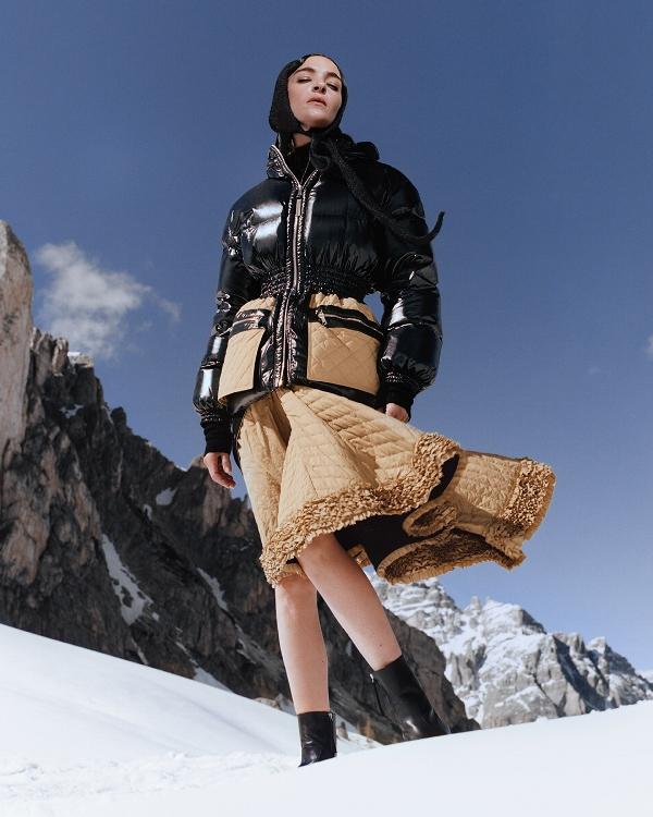 몽클레르 지니어스 2021 2 몽클레르 1952 – 여성 가을 겨울 컬렉션